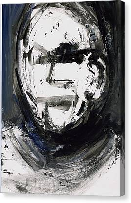 Face 4 Canvas Print by Luka Matijas