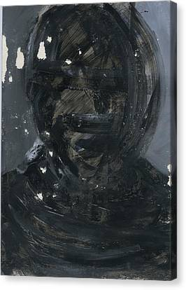 Face 8 Canvas Print by Luka Matijas