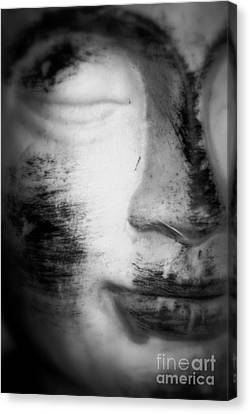 Face Of Divine Canvas Print
