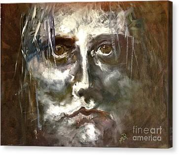 Face Series 1 Canvas Print