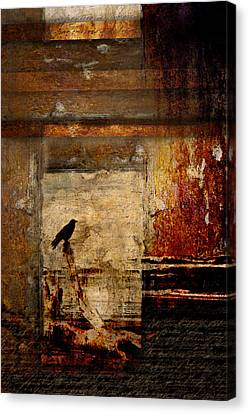Facing Seaward Canvas Print by Carol Leigh