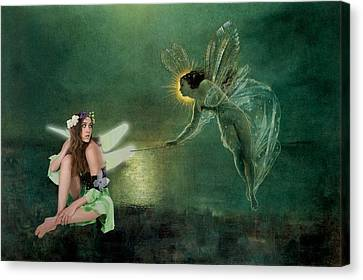 Faerie Magick Canvas Print