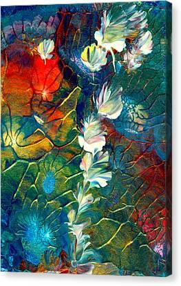 Fairy Dust Canvas Print by Nan Bilden