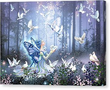 Fairy Queen Canvas Print