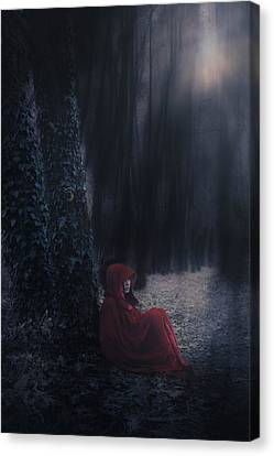 Fairy Tale Canvas Print by Joana Kruse