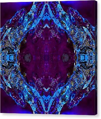 Fairy Water Canvas Print by Nataliya Kiryukhina