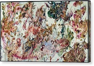 Fairytale Kingdom Canvas Print