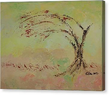 Faith #2 Canvas Print by William Killen