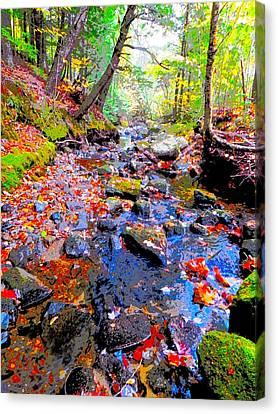 Fall 2014 Y129 Canvas Print