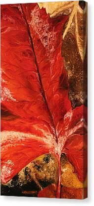 Fall Calmness Canvas Print
