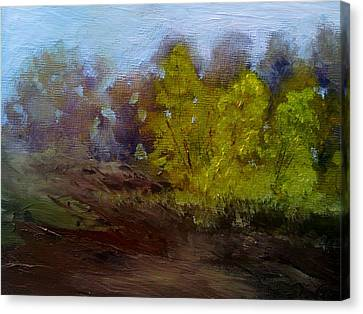 Canvas Print - Fall Color by Dwayne Gresham