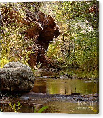 Fall Colors 6472-02 Canvas Print