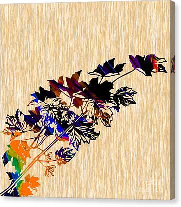 Fall Canvas Print by Marvin Blaine