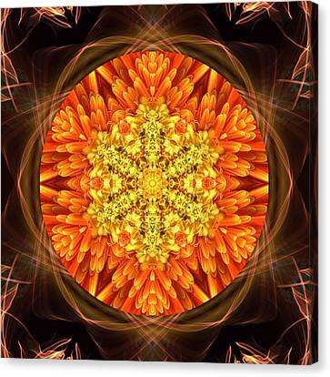 Fall Nature Spirit Canvas Print