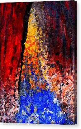 Falling Canvas Print by Ian  MacDonald