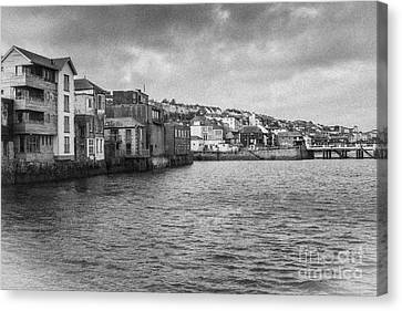 Falmouth Waterfront Canvas Print