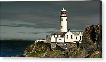 Fanad Head Lighthouse Canvas Print by Jane McIlroy