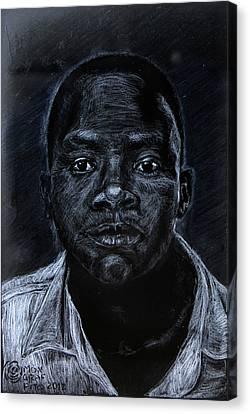 Fanta Canvas Print