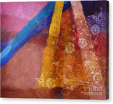 Fantasia I Canvas Print by Lutz Baar