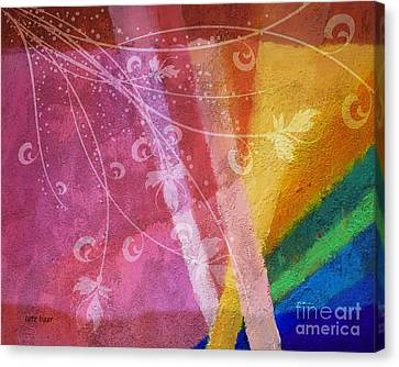 Fantasia II Canvas Print by Lutz Baar
