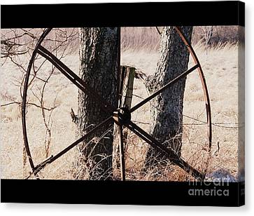 Farm Life Canvas Print by Christie Minalga