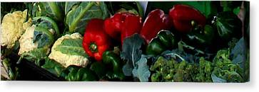 Farmer's Market 1 Canvas Print