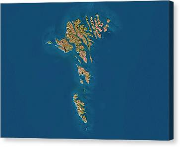 Faroe Islands Canvas Print by Planetobserver