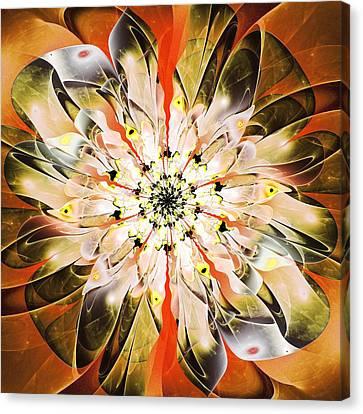 Fascinating Canvas Print by Anastasiya Malakhova