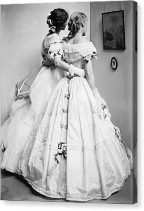 Fashion Women, 1906 Canvas Print by Granger