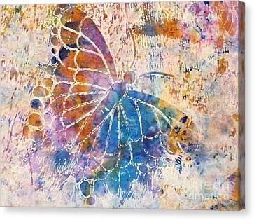 Feeling Grateful Canvas Print by Noopur  Agarwal