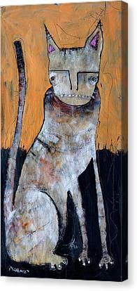 Feles Canvas Print by Mark M  Mellon