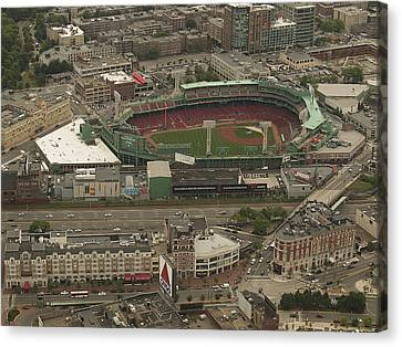 Fenway  Canvas Print by Joshua House