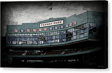 Fenway Memories - 1 Canvas Print