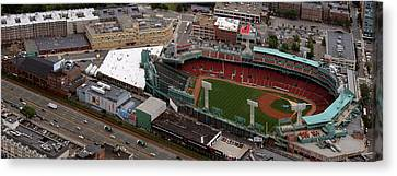 Fenway Panorama Canvas Print by Joshua House