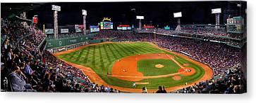Fenway Park Boston 0476 Canvas Print