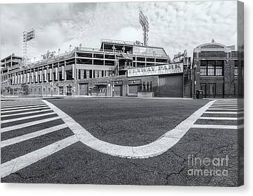 Fenway Park Vi Canvas Print by Clarence Holmes