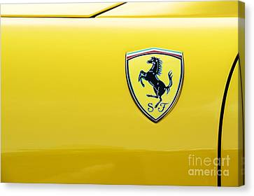 Supercar Badges Canvas Prints And Supercar Badges Canvas Art