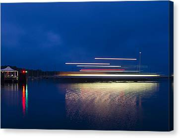 Ferry Light Canvas Print