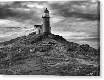 Ferryland Lighthouse Canvas Print