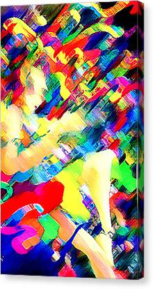 Festival Canvas Print by Bruce Iorio