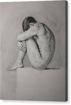 Fetal Canvas Print