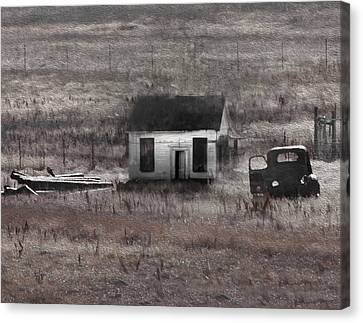 Canvas Print featuring the photograph Field Treasures by Kandy Hurley