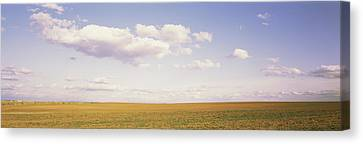 Field, Utah, Usa Canvas Print by Panoramic Images