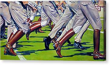 Fighting Texas Aggie Band Canvas Print