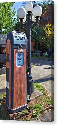Fill'er Up Canvas Print by Gordon Elwell