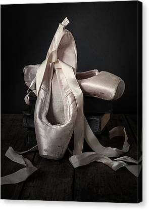 Ballerinas Canvas Print - Finale by Amy Weiss