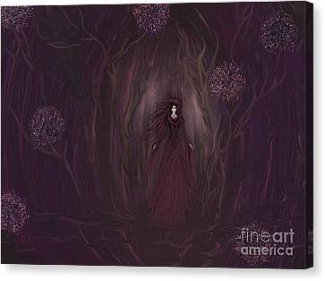 Finding My Way Canvas Print by Roxy Riou