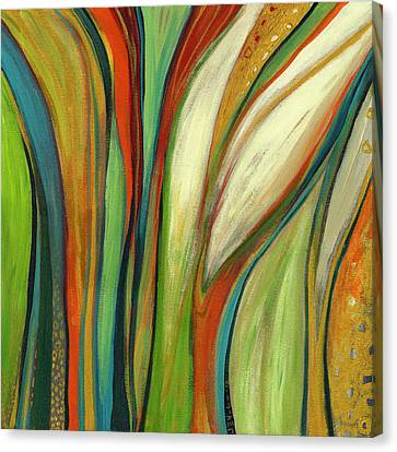 Organic Canvas Print - Finding Paradise by Jennifer Lommers