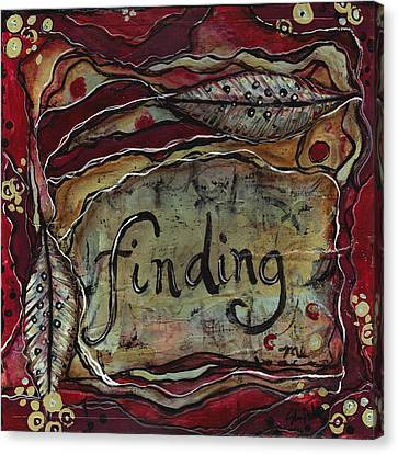 Shawn Canvas Print - Finding...me by Shawn Petite