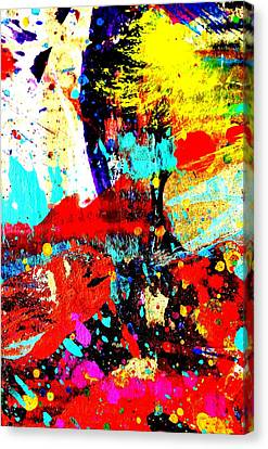 Fine Art America Abstract Canvas Print